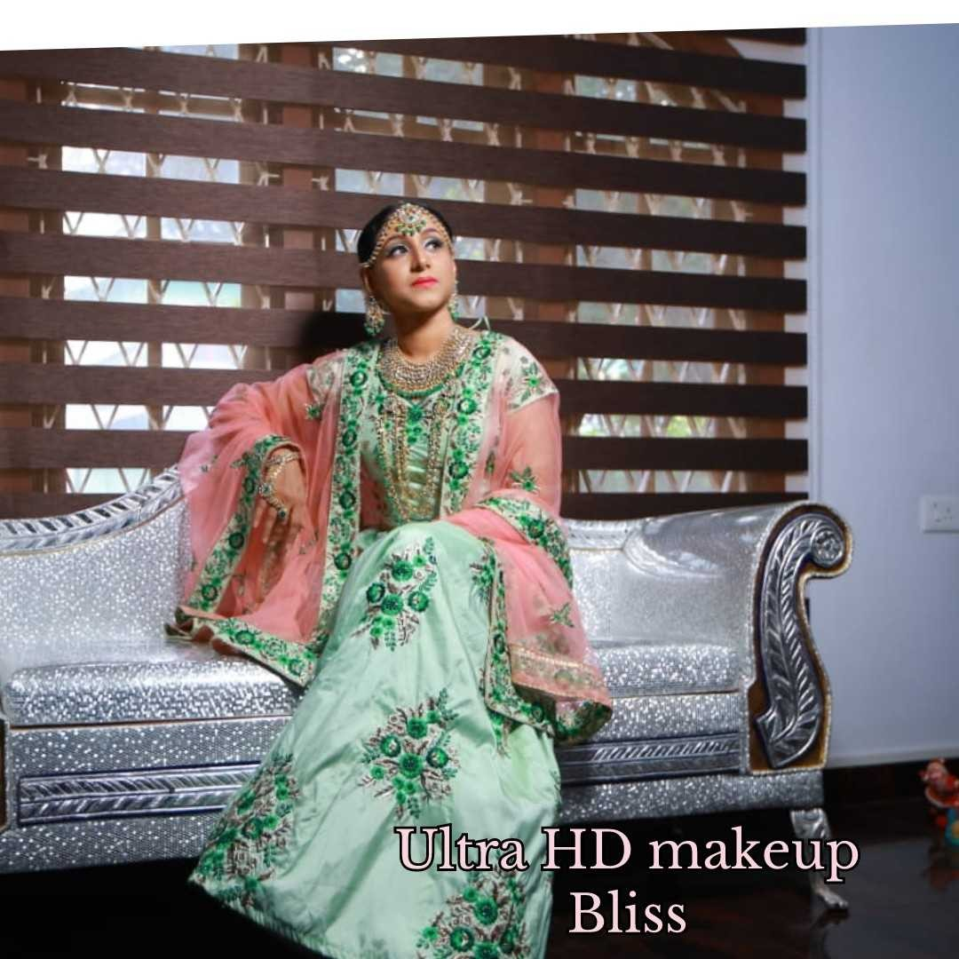 Ultra HD Makeover Model