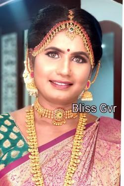 Hindu Bridal Makeover